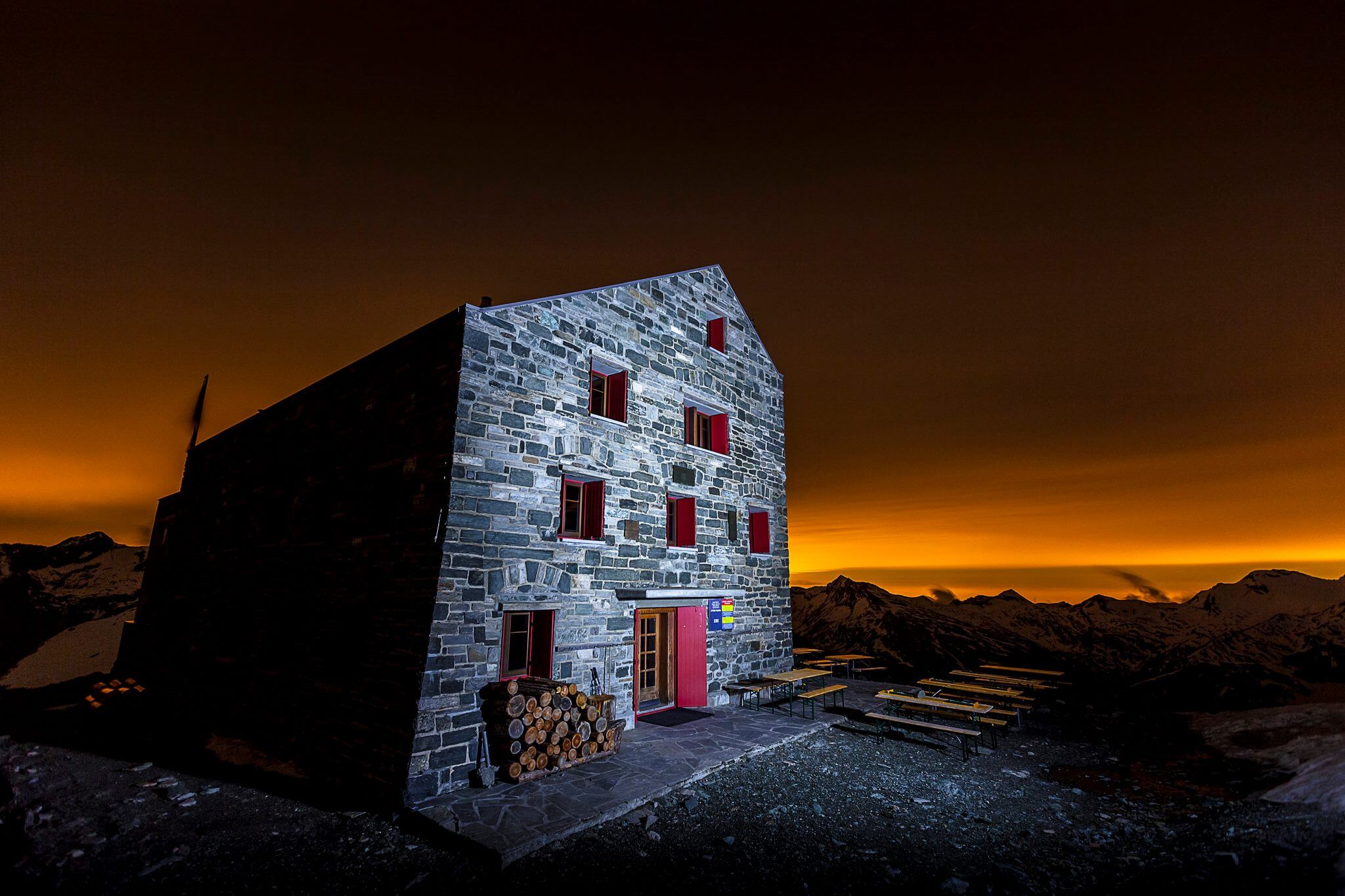 Britannia Hütte